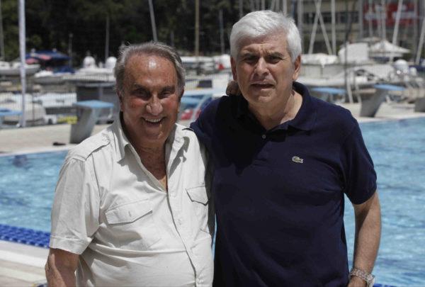 Olimpiadi Giallorosse, pari in tutto fra i giornalisti e i soci della Canottieri Napoli