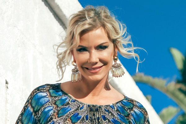 Social World Film Festival, Katherine Kelly Lang madrina a Vico Equense