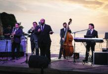 """""""Raoul & Swing Orchestra"""" alla Festa d'Estate 2018 dei commercialisti di Napoli Nord"""