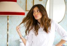 ALa Reggia Designer Outlet Serena Rossiper l'evento 'La valigia di...'
