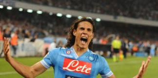 Calcio Napoli, i tifosi sognano Cavani