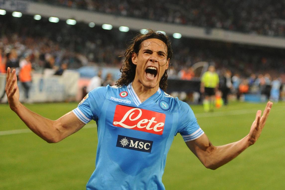Edinson Cavani, Napoli-PSG sarà per lui ancora più speciale