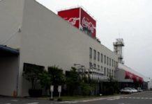 Marcianise, incendio al capannone degli stabilimenti Coca Cola