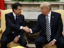 """Trump elogia il premier Conte: """"Su migranti Europa segua Italia"""""""