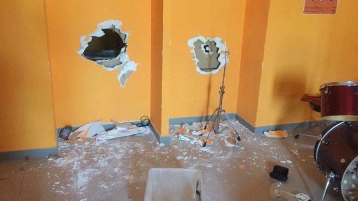 Napoli, Ponticelli: Furto e gravi danni al Centro Giorgio Mancini