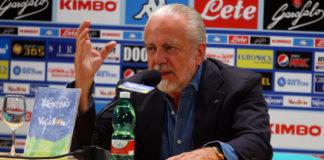 "Calcio Napoli, ADL: ""Ho offerto 65 milioni per Icardi"""