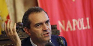 """De Magistris: """"Da Governo risposte importanti, devo darne atto a Di Maio e Fico"""""""