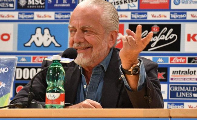 Calcio Napoli, il consiglio di ADL: