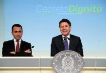 Il Decreto dignità porterà 80mila posti di lavoro in meno in dieci anni