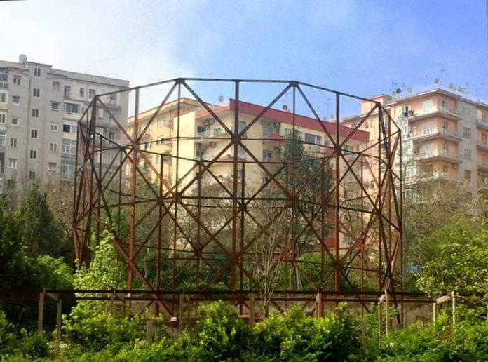 Napoli, parco del Gasometro: apertura nel prossimo autunno