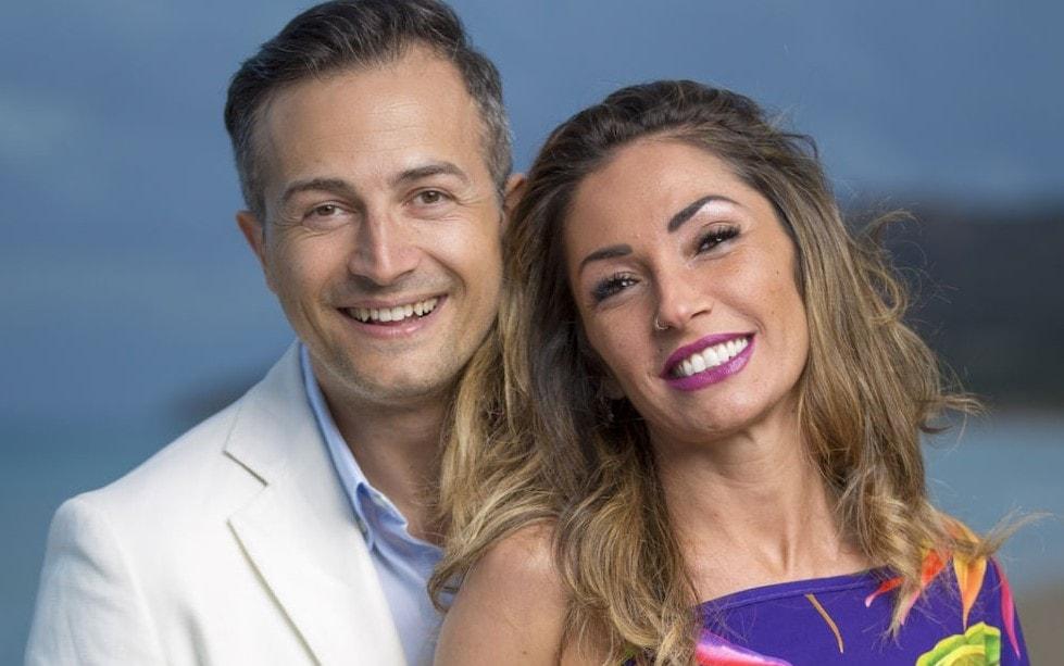 Uomini e Donne, avvistati Riccardo Guarnieri e Roberta Padua in atteggiamenti intimi