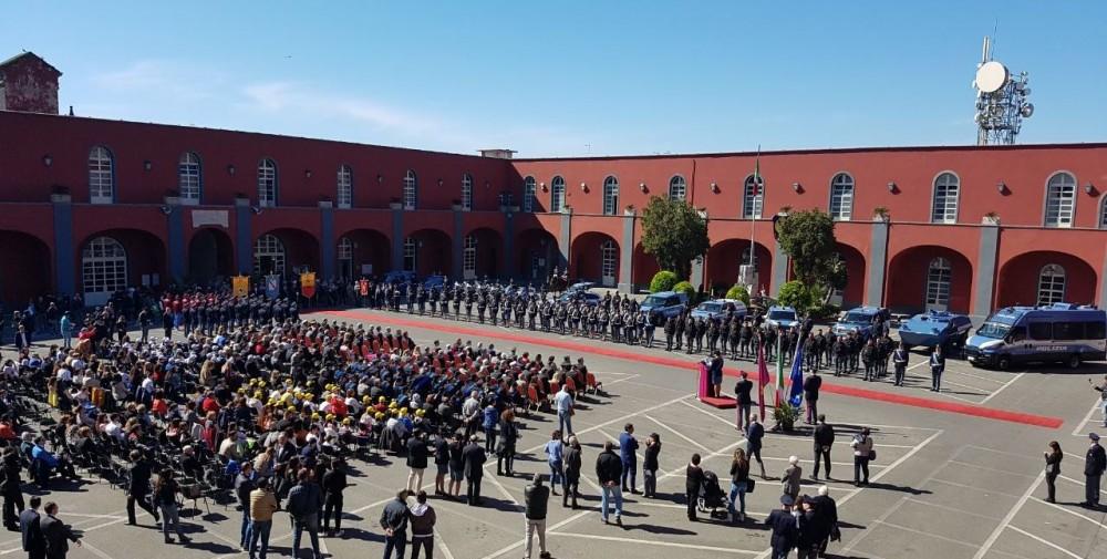 Al Maschio Angioino la Banda Polizia di Stato per ricordare Antonio Ammaturo
