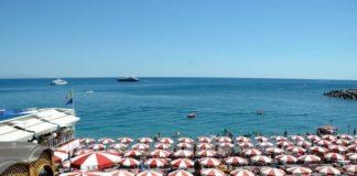 Amalfi, sequestrati quattro lidi: a rischio i posti di lavoro