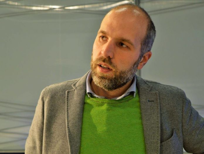 Ricomincio dai libri, Lorenzo Marone sarà il nuovo direttore editoriale