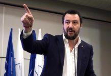 """Salvini all'attacco: """"Con noi basta fantocci manipolati da Bruxelles"""""""
