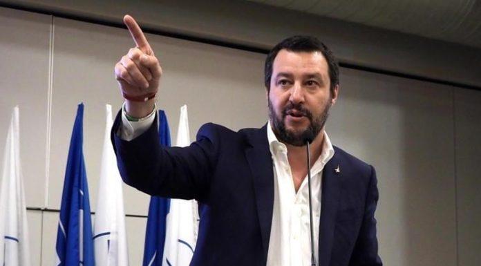 """Salvini dice sì alla cittadinanza a Ramy: """"E' come se fosse mio figlio"""""""
