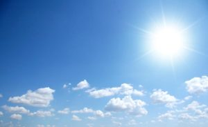 Meteo: freddo al capolinea, temperature in rialzo nel weekend