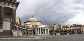Previsioni meteo Campania: piogge e lieve calo delle temperature