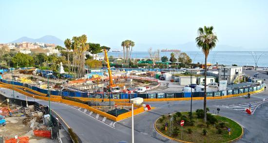 Lavori linea 6 e metropolitana di Napoli: nuovi dispositivi del traffico