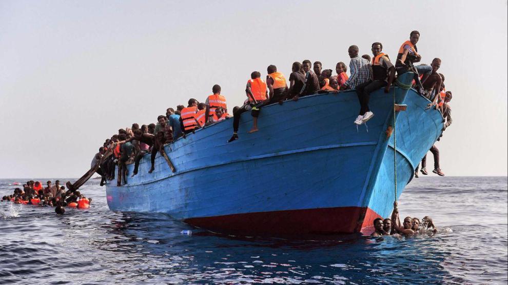 Dalla Libia: criminali in crisi per la politica di Salvini