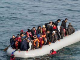Migranti, tragico bilancio: 117 dispersi in mare, 10 donne e due bambini