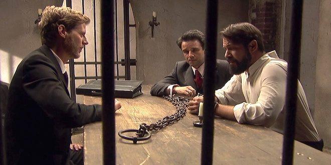 Anticipazioni de Il Segreto: Prudencio convince Saul a fuggire in America