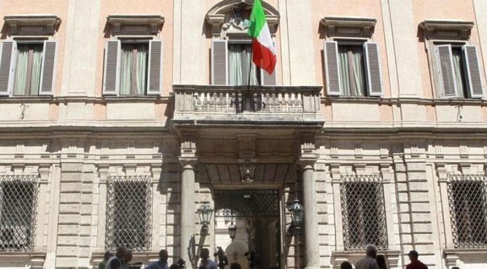 Roma, militare di Angri suicida a Palazzo Grazioli con un colpo di pistola