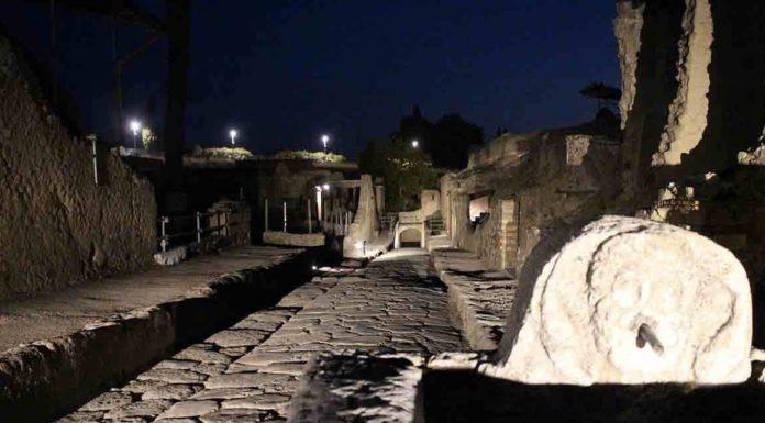 Raddoppiano le serate al Parco Archeologico di Ercolano con nuovi eventi