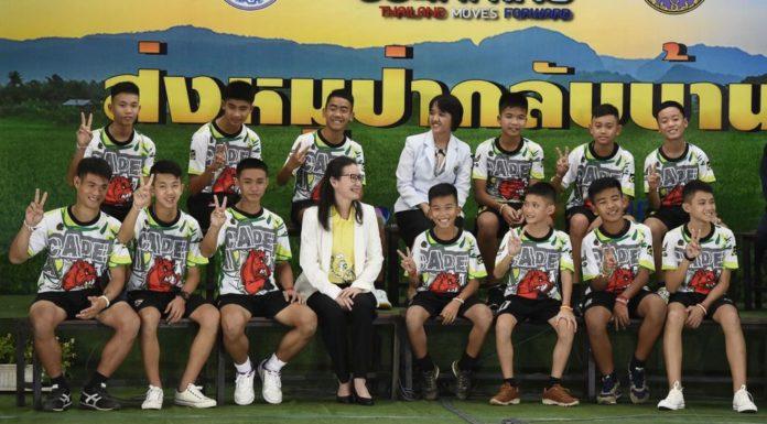"""Thailandia, ragazzi liberati: """"Arrivo dei soccorritori è sembrato un miracolo"""""""