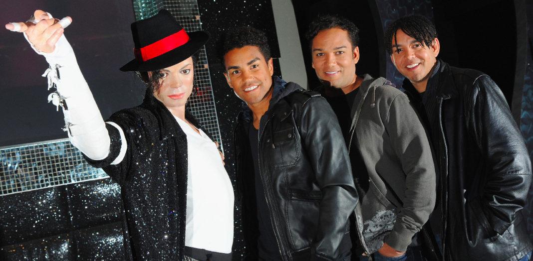 Michael Jackson Day, a Napoli il concerto dei 3T- Taj, Taryll e TJ Jackson