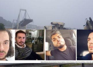 Crollo del ponte Morandi, 39 vittime: quattro ragazzi di Torre Del Greco