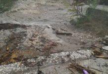 Maltempo a Napoli: danni e disagi. Chiuso l'Auchan di Giugliano