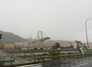 Crollo di Genova, si continua a scavare per cercare i dispersi