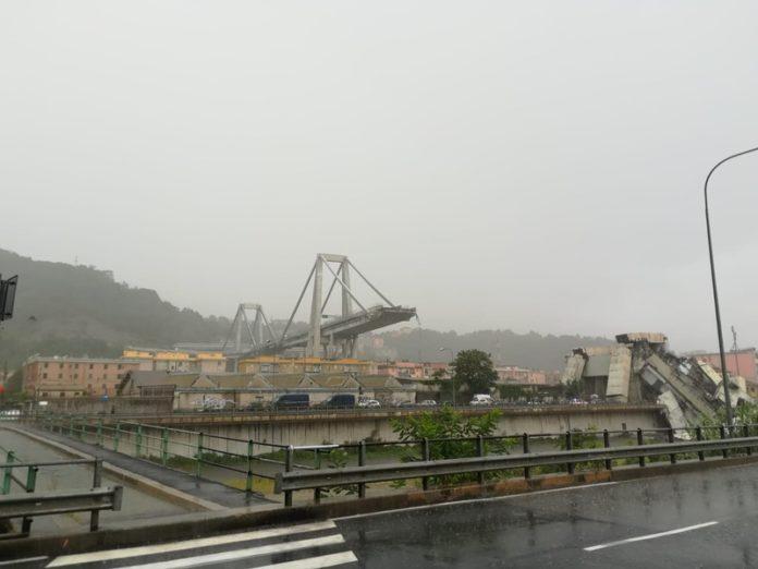 L'ombra della camorra sulla demolizione del ponte Morandi