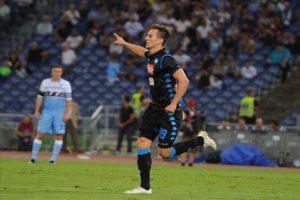 """Calcio Napoli, Ancelotti: """"E' stato emozionante tornare in Serie A"""""""