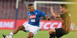 """Calcio Napoli, Allan: """"è arrivato il momento di vincere qualcosa"""""""