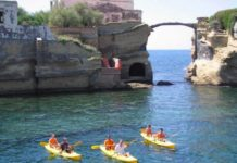 Kayak, ecco le regole per tutelare l'ambiente delle aree marine protette