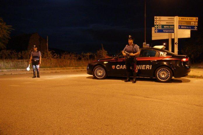 San Giorgio Del Sannio: due arresti per tentato furto di autocarro