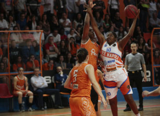 Basket, Dike Napoli: Nene Diene rinnova per la prossima stagione