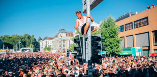 Street Parade di Zurigo: Radio Yacht protagonista con la sua Love Mobile