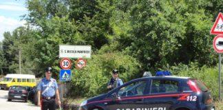 Benevento, pregiudicato evaso dai domiciliari bloccato dai carabinieri