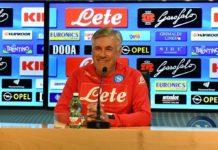"""Calcio Napoli, Ancelotti: """"Emozionato, vogliamo dare una gioia ai tifosi"""""""