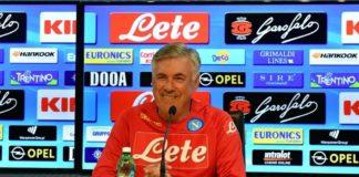 Calcio Napoli: Ancelotti parla di prova di maturità contro il Genoa