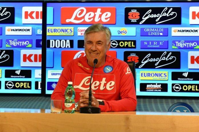 Napoli-Stella Rossa, Ancelotti: