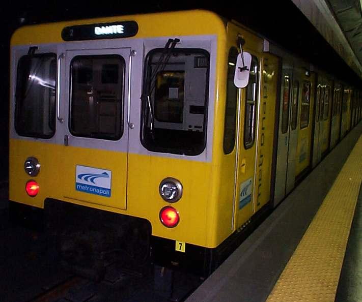 ANM, disagi sulla Linea 1 della Metropolitana: stop di 40 minuti