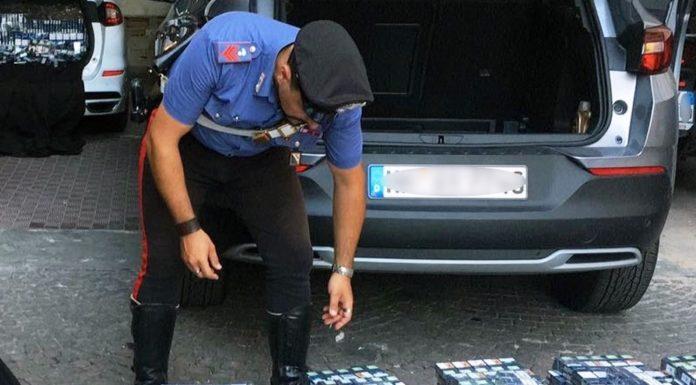 Napoli, Gianturco: arrestati due bielorussi per contrabbando di sigarette
