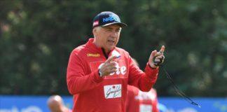 Calcio Napoli, Ancelotti attende il recupero degli infortunati
