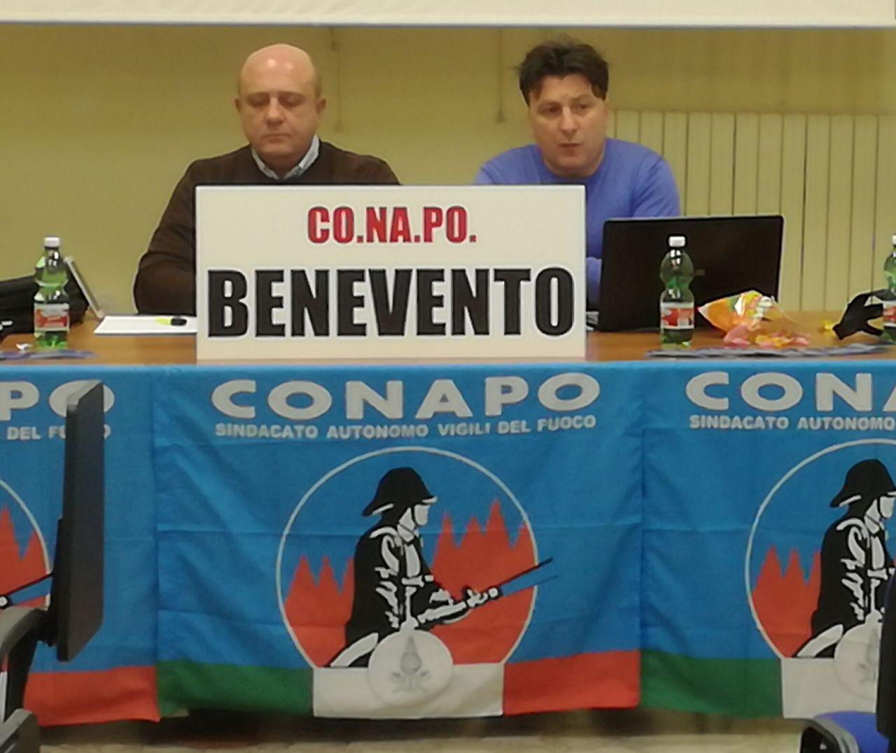 """Benevento, Conapo denuncia: """"Pochi e vecchi automezzi per incendi boschivi"""""""