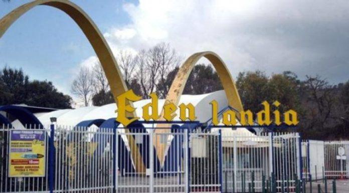 Edenlandia, le giostre storiche riaprono a settembre