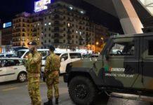 Coronavirus, in Campania arrivano altri 100 militari per i controlli